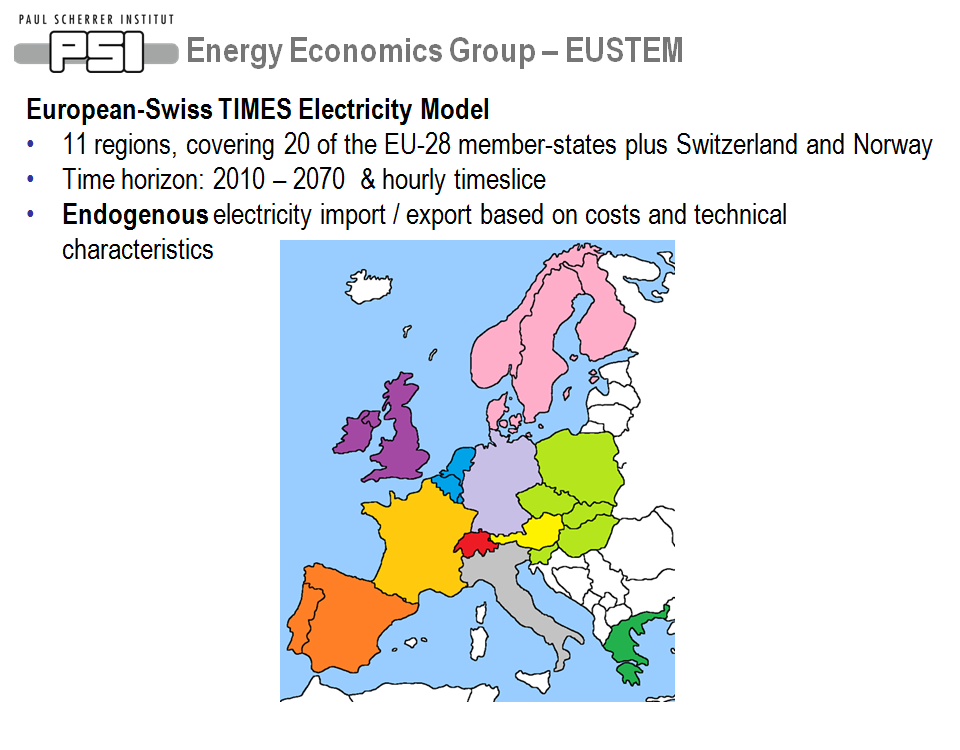 Energy Economics Group - EUSTEM